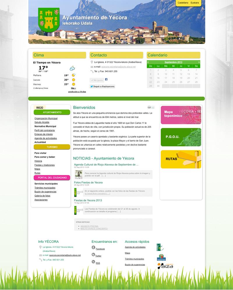Ayuntamiento de Yécora