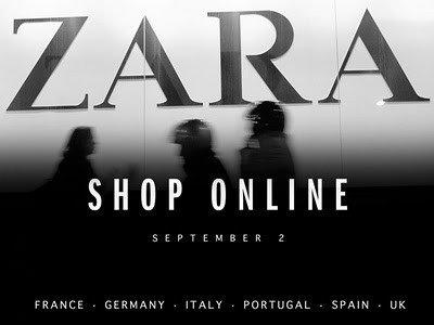 En la mayor tienda online de Zara no hay ni escaparates ni probadores