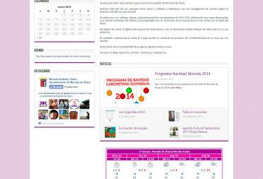 Web Ayuntamiento de Moreda de Álava