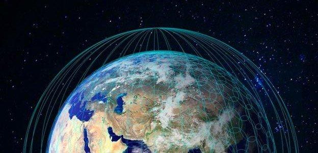 Airbus fabrica 900 satélites para red global de internet