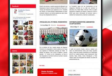 """CLUB DEPORTIVO ELGORRIAGA  """"LA FUNDACIÓN""""  DE VITORIA-GASTEIZ"""