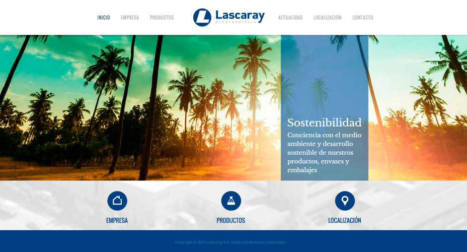 Web Lascaray